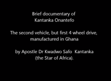 Cars made in Ghana
