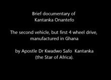 Cars made in Ghana
