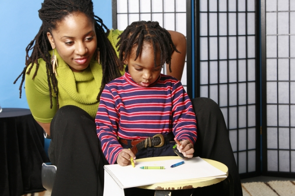Struggling with racial biases, black families homeschool kids